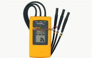 Brand New Fluke 9040 Digital Phase Rotation Indicator Tester Meters