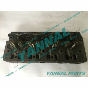 Yanmar Diesel Engine 4tne106 Complete Cylinder Head Assy With Valves