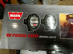 Driving Light Truck Auto Warn 82579 Pair