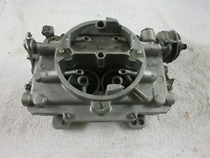 1963 Corvette Carter Afb 4 Barrel Carburetor 327 300 Automatic Restored Split Wn