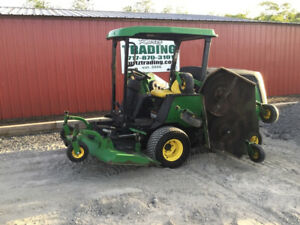 2008 John Deere 1600 Series 2 Diesel 4x4 Wide Area Mower