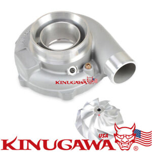 Kinugawa 4 Garrett A r 60 Gtx3076r Gen Ii Turbo Compressor Housing Wheel