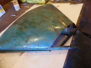 1941 Oliver 60 Row Crop Farm Tractor Left Fender very Nice