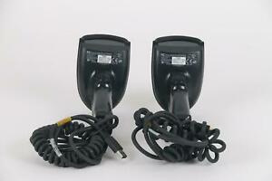 Hand Held Products It3800 Barcode Scanner lot Of 2