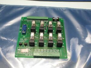 Yeong Chin 503 e04 211m 503e04211m Cnc Circuit Relay Board Supermax
