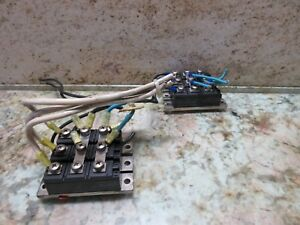 Charmilles 100 Wire Relay Irkd71 04 87 23 7f02 E 78996 Cnc Lot Of 2