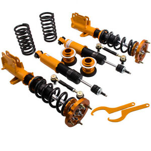 24 Ways Damper Coilover Absorbers For Ford Mustang 2005 2014 Coil Springs