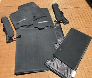 Brand New 2013 2017 Toyota Sienna Original Oem Grey Floor Mats