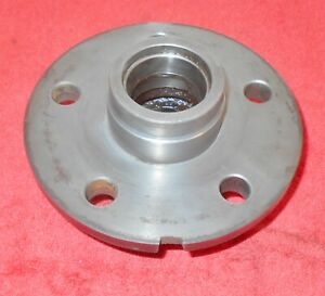 1968 1969 Ford Mustang Gt Mach 1 Shelby Cougar Xr7 Disc Brake Rotor Spindle Hub