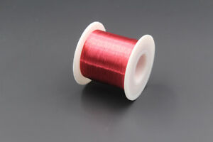 Red Color Enameled Wire 150g 32awg 0 2mm 535m Enameled Copper Wire magnet Wire