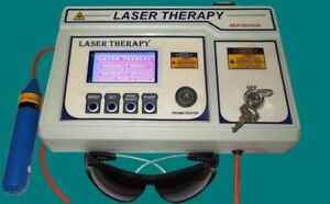 Laser Therapy Cold Therapy Laser Advanced Programmed Lcd Physiotherapy Unit