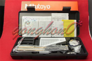 New 1pcs Standard Dial Bore Gage Mitutoyo 511 723 50 150mm