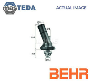 Behr Engine Coolant Thermostat Ti 202 90 P New Oe Replacement