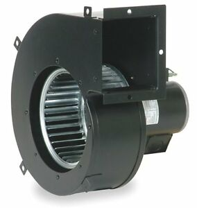 Dayton High Temperature Blower 310 Cfm 1650 Rpm 115 Volts 4yj33 Model 1tdv4