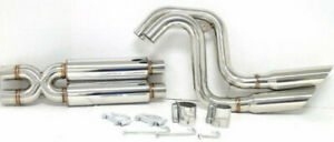 2 5 Performance Catback Exhaust For 99 To 03 Ford F150 Lightning 5 4l By Obx r