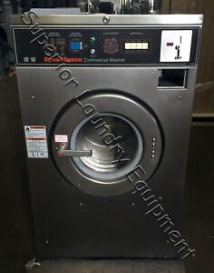 Speed Queen Sc20md2 Washer extractor 20lb Coin 120v 1ph Reconditioned