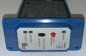 Mpe Inc Pmr2 Pump Monitor Relay 120 Vac 24 V Ac Dc