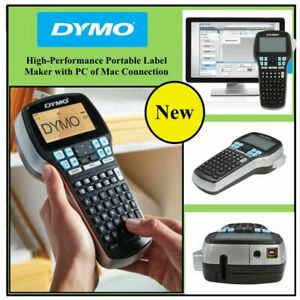 Dymo Labelmanager 420p Hi performance Portable Label Maker Wpc Or Mac Connection