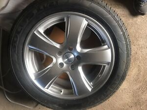 Sport Edition Tx5 Wheel With Tire