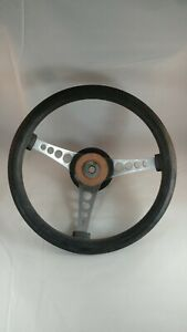 Vintage Superior Performance Products The 500 Steering Wheel 14 Rubber