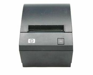 Hp A799 c40w hn00 Black Thermal Receipt Pos Printer Powered Usb With Usb Cord