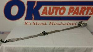 06 Cadillac Dts Front Right Passenger Seat Belt Retractor Gray
