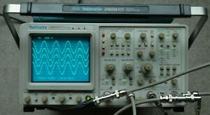 Tektronix 2465bct 400 Mhz Oscilloscope Calibrated Sn b010119 30day Warranty