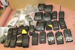 Kenwood Tk 3160 Uhf Fm Transceiver 2 Way Radio Parts Lot