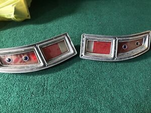 Antique Car Tail Lights