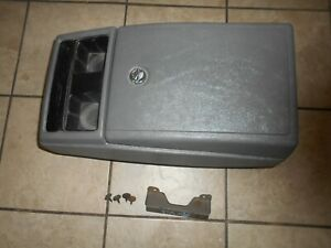 73 87 C10 Chevy Gmc Truck 81 90 Blazer Suburban Center Console Bucket Seat