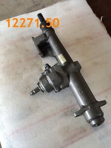 Power Steering Rack Vw Quantum Audi 4000 1980 1992 Genuine Zf Part