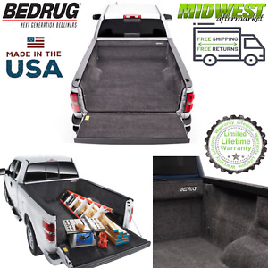 Bedrug Classic Bed Liner For 2007 2019 Chevy Silverado Gmc Sierra 1500 5 7 Bed