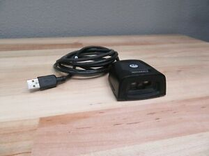 Zebra Motorola Ds457 Mini Compact Barcode Scanner W Usb Cable