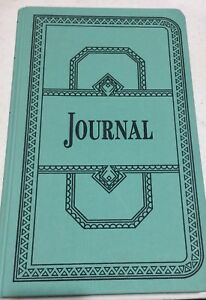Boorum Pease 66 Series Account Book Journal Ruled 300 Pages 66300j