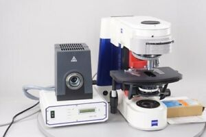 Carl Zeiss Axio Imager A1 Upright Microscope From Japan Pre Owned Good Condition