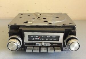 Vintage Delco Gm Am Fm Stereo Radio 16009960 76 90 Car Audio