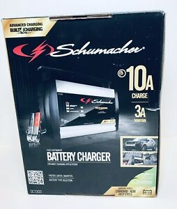 Schumacher Electric Battery Charger Sc1303 3037