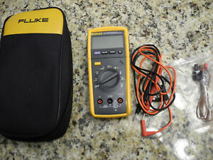 Fluke 233 True Rms Remote Display Detachable Face Digital Multimeter