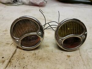 1928 1931 Ford Model A Tail Lights 1929 1930 Duolamp