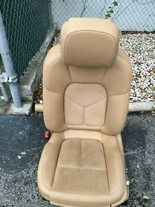 15 16 17 18 Porsche Macan Driver Front Seat Left Leather Oem