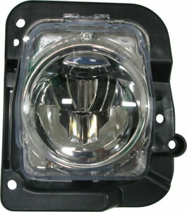 Fits Acura Mdx 2014 2016 Left Driver Fog Light Driving Lamp Bumper W bulb