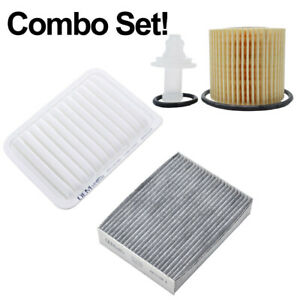 For Toyota Corolla 2009 2010 2011 2012 2013 1 8l Cabin Engine Oil Air Filter