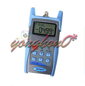Joinwit Optical Laser Source Fiber Tester Handheld Optical Power Meter 1310 1550