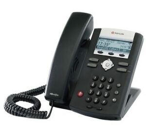 Soundpoint Ip 335 Hd Ip Phone With Power Support