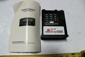 Electro numerics Mrohrhhm385f Temperature Switch Controller 0 300 F New
