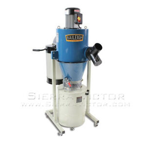 Baileigh Cyclone Dust Collector Dc 600c