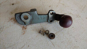 Vintage Model 109 2063 Sears Craftsman 6 Metal Lathe B3417 Half Split Nut
