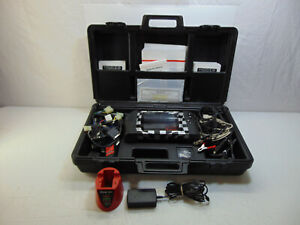 Snap On Modis Eems300 Scanner Complete W Tons Of Attachments Cables And Case