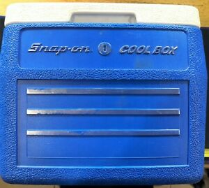 Snap On Tools Cooler Cool Box Made By Coleman
