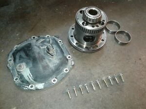 Volvo 240 740 940 G80 Locking Differential W Cover